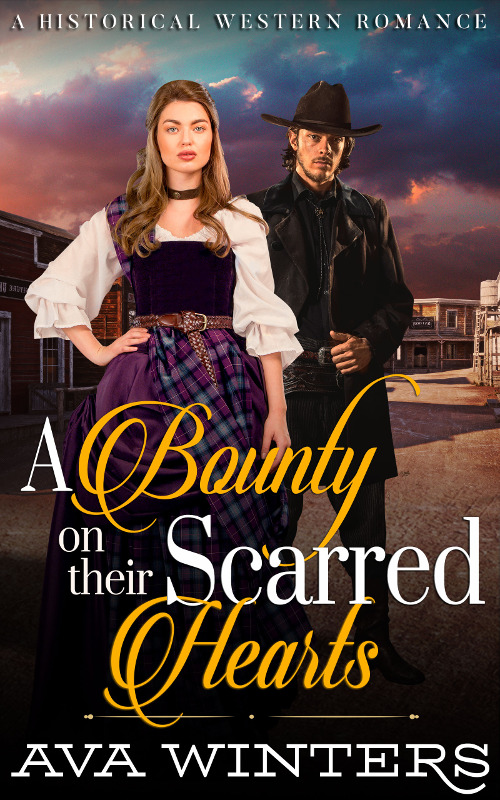 A Bounty on Their Scarred Hearts, by Ava Winters