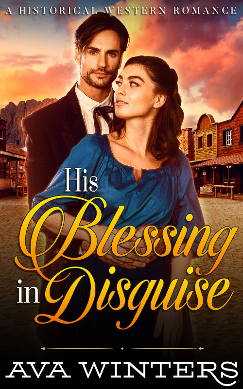 His Blessing in Disguise, by Ava Winters