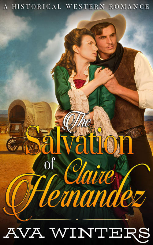 The Salvation of Claire Hernandez, by Ava Winters