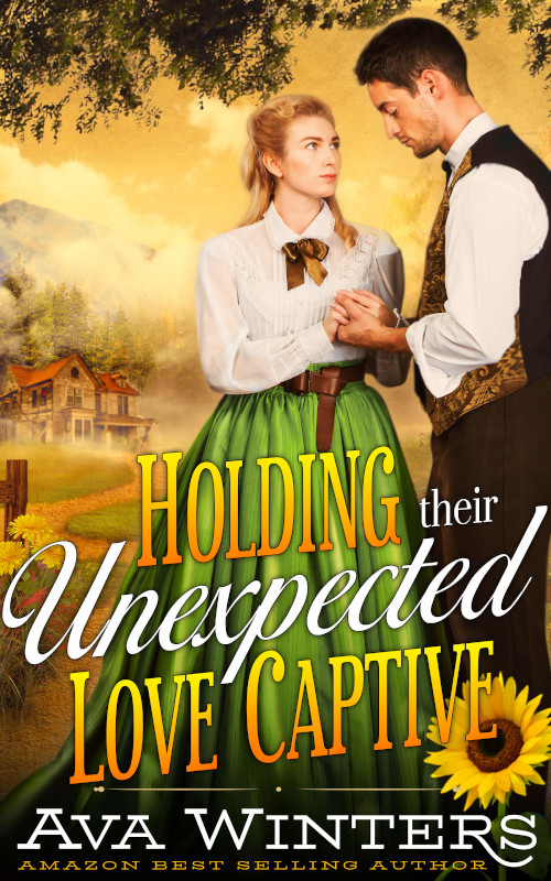Holding Their Unexpected Love Captive, by Ava Winters