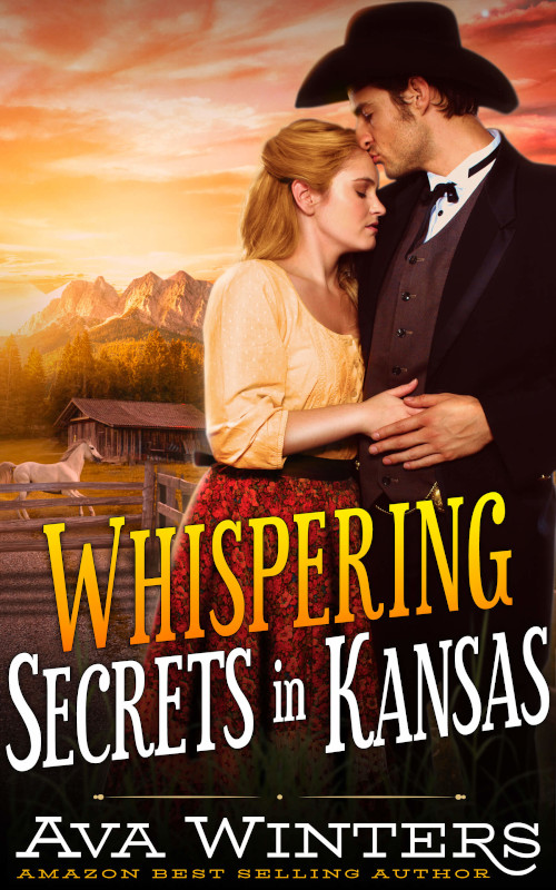 Whispering Secrets in Kansas, by Ava Winters