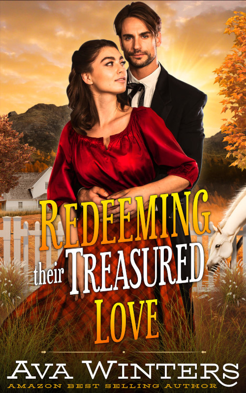 Redeeming Their Treasured Love, by Ava Winters