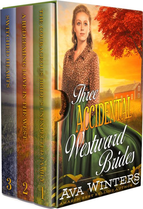 Three Accidental Westward Brides
